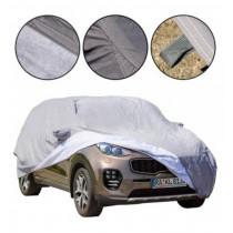 Plachta na auto SUV XL PEVA + bavlna