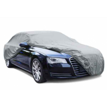 Plachta na auto XXL PVC+bavlna