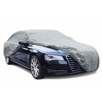 Plachta na auto M PVC+bavlna