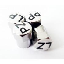 Čiapočka kovová-označenie kolies 4ks