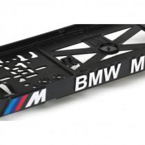 Podložka pod ŠPZ 3D BMW M POWER