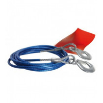 Ťažné lano oceľové 2T, 4M, 6MM