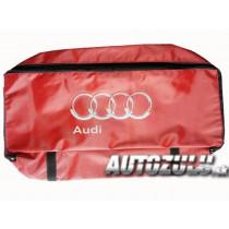 Taška povinnej výbavy Audi červená