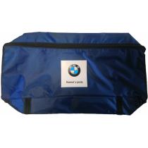Taška povinnej výbavy BMW modrá