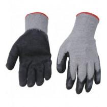 Ochranné rukavice textil a latex