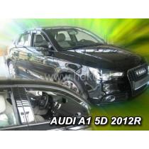 Deflektory AUDI A1 5D (od 2012-2018)