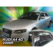 Deflektory AUDI A4 5D (+zadné) Avant (2009-2015)