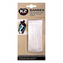 K2 páska na opravu výfuku Bandex 100cm