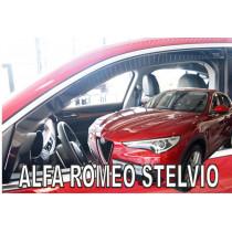 Deflektory ALFA ROMEO Stelvio 5D (od 2017)
