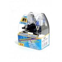 Halogénová žiarovka H1 12V 100W BIELY LASER 2ks