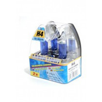 Halogénová žiarovka H4 12V 60/55W BIELY LASER 2ks