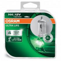 Osram H4 12V 60/55W Ultra life Box