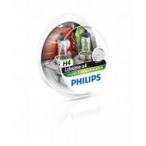 Žiarovky Philips H4 12V LongLife EcoVision 2ks