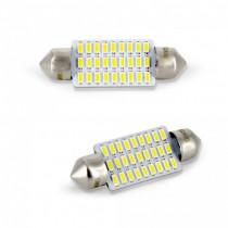 LED žiarovky 2ks Sofit 10x39mm