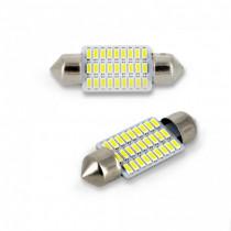 LED žiarovky 2ks Sofit 10x35mm