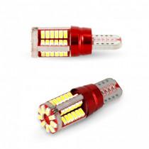 LED žiarovky 2ks T10 57 SMD LED