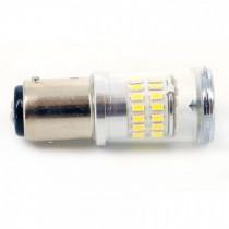 LED žiarovka BA15S 48led