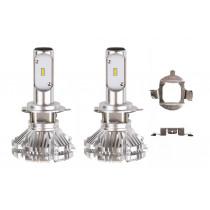 LED žiarovky hlavného svietenia H7-1 SX Séria AMiO (2ks)