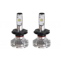 LED žiarovky hlavného svietenia H4 SX Séria AMiO (2ks)