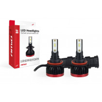 LED žiarovky hlavného svietenia H8/H9/H11 BF Séria AMiO (2ks)
