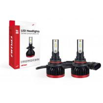 LED žiarovky hlavného svietenia HB3 9005 BF Séria AMiO (2ks)