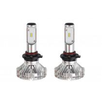 LED žiarovky hlavného svietenia HB3 9005 SX Séria AMiO (2ks)