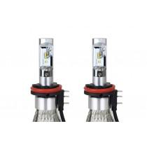 LED žiarovky hlavného svietenia H15 50W RS+ Slim Series (2ks)