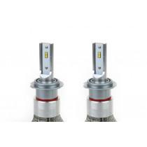 LED žiarovky hlavného svietenia H7 50W RS+ Slim Series (2ks)