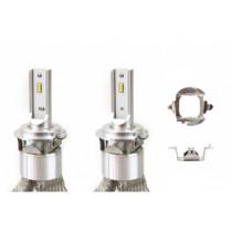 LED žiarovky hlavného svietenia H7-6 50W RS+ Slim Series (2ks)