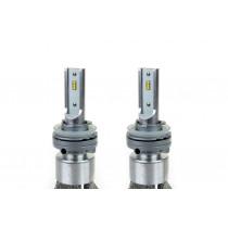 LED žiarovky hlavného svietenia H8/H9/H11 50W RS+ Slim Series (2ks)