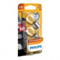 Žiarovky Philips P21W 12V 2ks