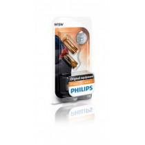Žiarovky Philips WY5W 12V 2ks