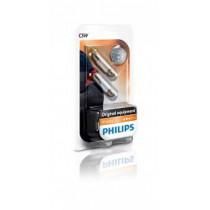 Žiarovky Philips C5W 12V 2ks