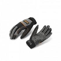 """Ochranné rukavice so suchým zipsom """"L"""""""