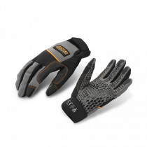 "Ochranné rukavice so suchým zipsom ""XXL"""