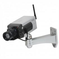 Atrapa bezpečnostnej kamery 3xAA