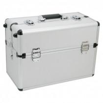 Kovový kufrík na náradie