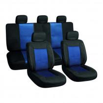 Autopoťah modro-čierny