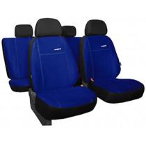Autopoťahy Comfort modré (alcantara)