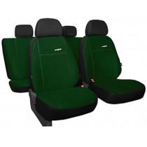 Autopoťahy Comfort zelené (alcantara)