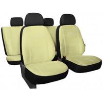 Autopoťahy Comfort béžové (alcantara)