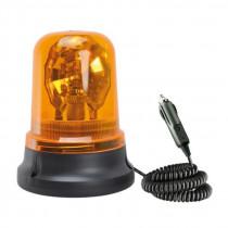 Maják magnetický oranžový 12V - H1 žiarovka