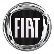 Samolepky živicové 3D FIAT 4ks