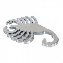 3D samolepka emblem skorpion 1ks