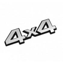 """3D nálepka """"4x4"""""""