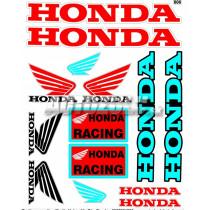 Samolepka set Honda