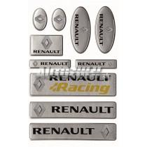 Samolepka set Renault 10ks