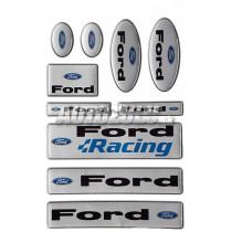 Samolepka set Ford 10ks