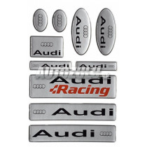 Samolepka set Audi 10ks