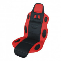Auto poťah RACE čierno-červený